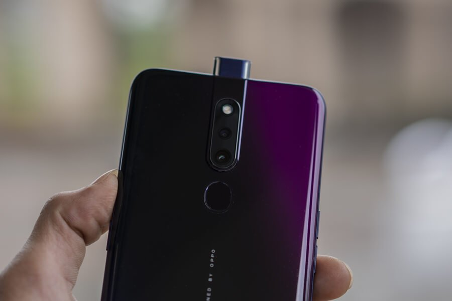 oppo f11 pro pop up selfie camera