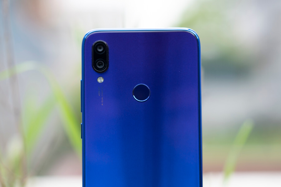 redmi note 7 rear camera