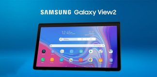 samsung galaxy view 2 launched