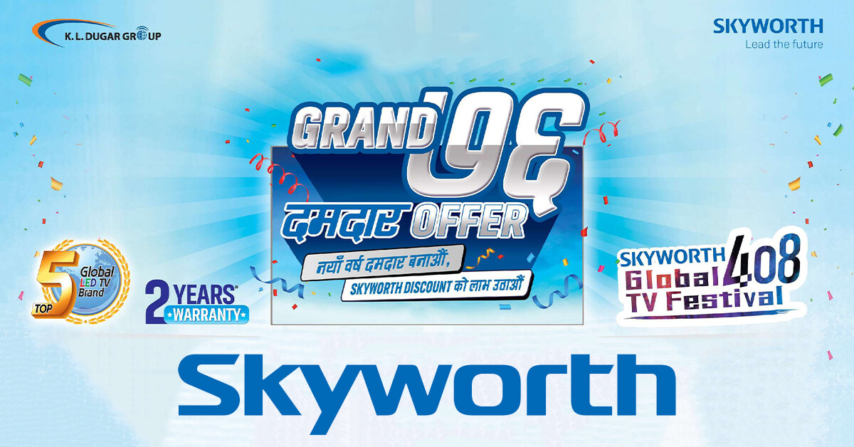 Skyworth TV Price in Nepal: Get up to 30% discount this New