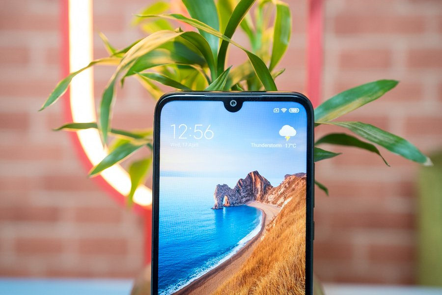 xiaomi redmi 7 display