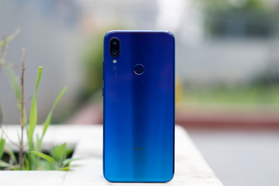 xiaomi redmi note 7 design