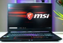 MSI GE75 Raider RGB 9SF price in nepal
