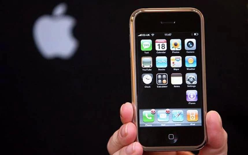 Smartphones getting boring - iphone