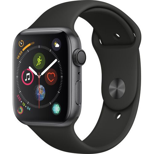 apple watch series 4 black