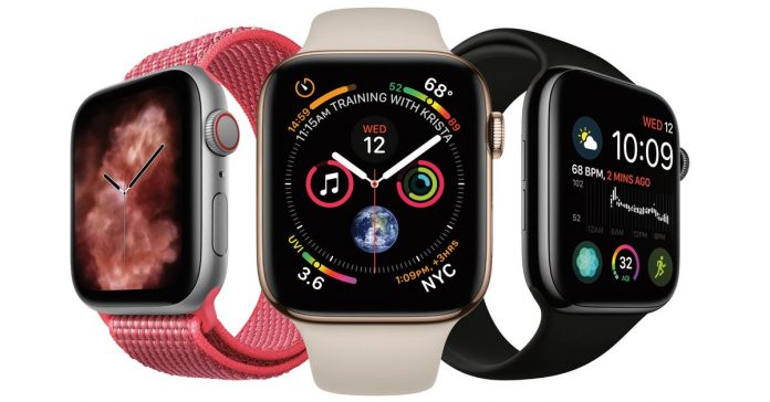 apple watch series 4 in nepal