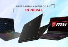 best gaming laptops nepal
