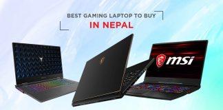 best gaming laptops nepal