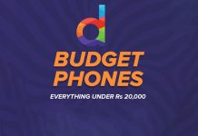 daraz budget smartphones discount offer