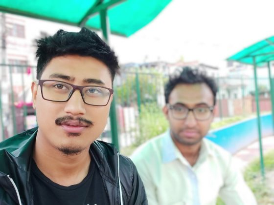 galaxy a70 group selfie portrait
