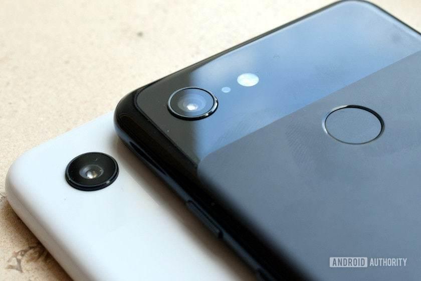 google pixel 3a xl camera