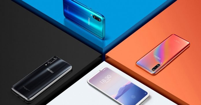 meizu 16xs launched