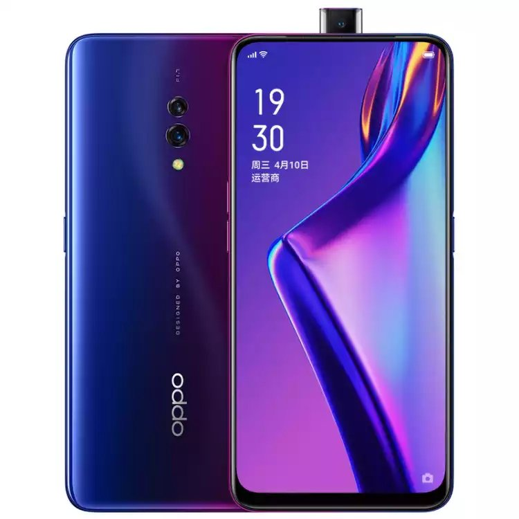oppo k3 pop-up selfie camera