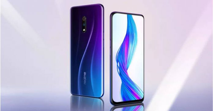 realme x launched price nepal
