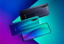 vivo z5x launched