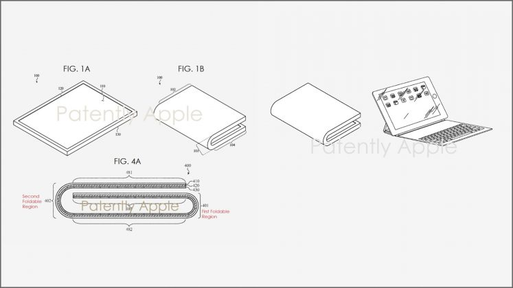 Apple-Patents-for-Foldable-iPhone