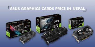 Asus graphics cards Price Nepal