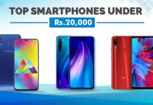 Best phones below 20000 nepal