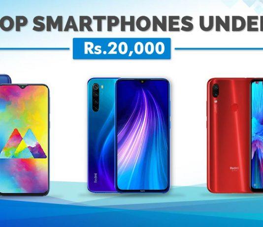 Best phones below 20000 nepal