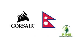 Corsair products price Nepal