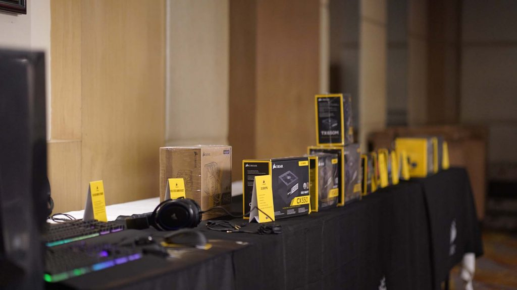 Corsair Products