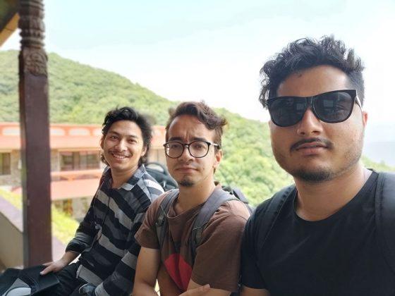 oneplus 7 pro selfie