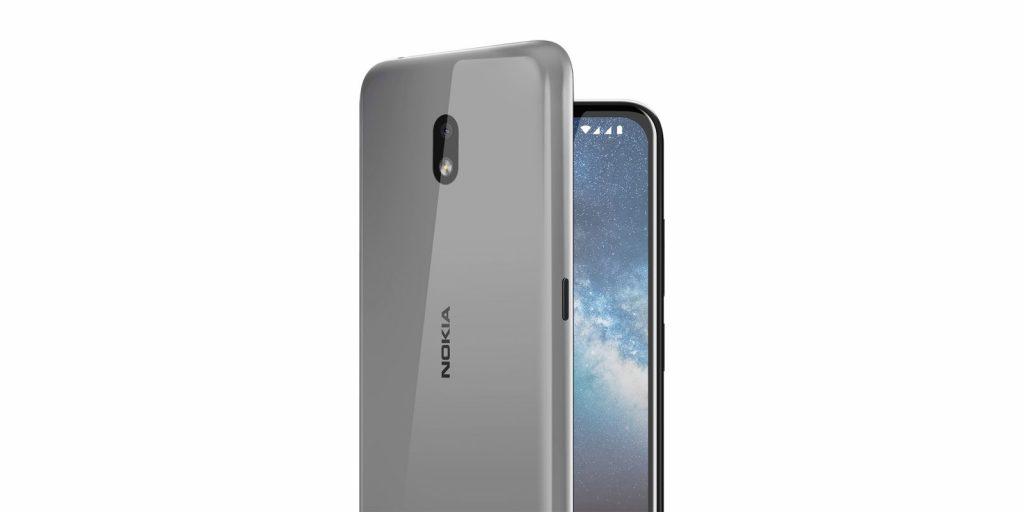 Nokia 2.2 design