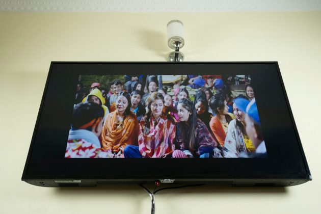 Yasuda YS-55UC3 55-inch 4K TV viewing angles 1