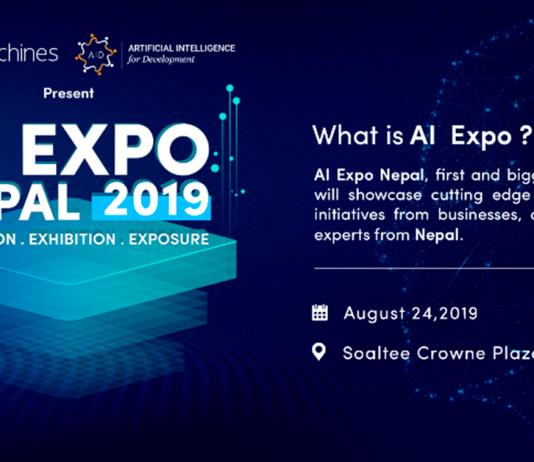 ai expo 2019 nepal