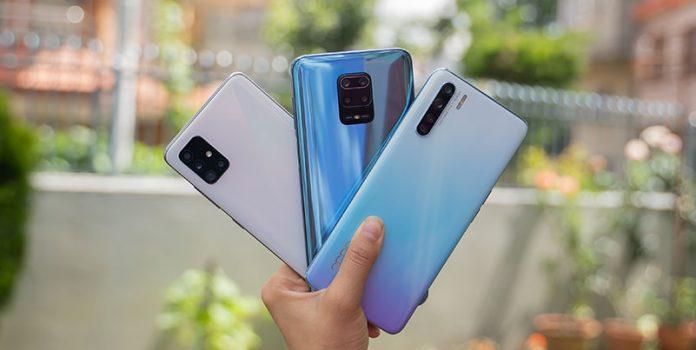 best midrange smartphones in nepal 2020