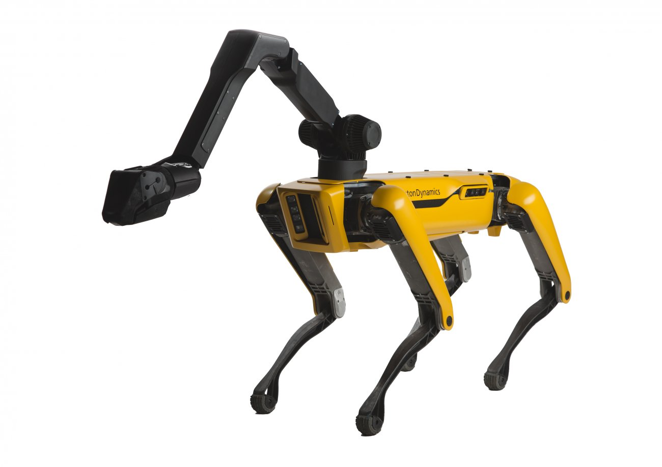 boston dynamics spot classic