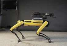 boston dynamics spot robot dogs