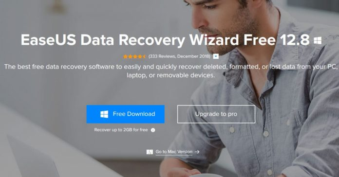 easeus data recovery review