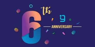 gadgetbyte 6th year anniversary