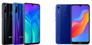honor 20 lite honor 8a price nepal