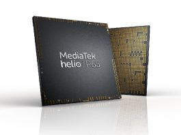 mediatek helio p65 chipset