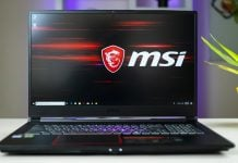 msi ge75 raider 9sf review