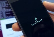 Huawei's alternative Sailfish OS