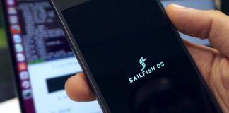Huawei's alternative Sailfish OS