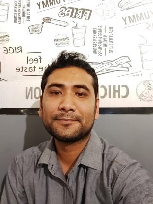 samsung galaxy a80 camera sample night time selfie