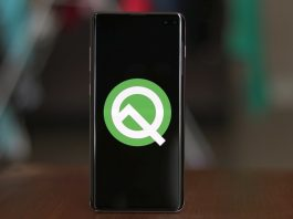 samsung galaxy android q update