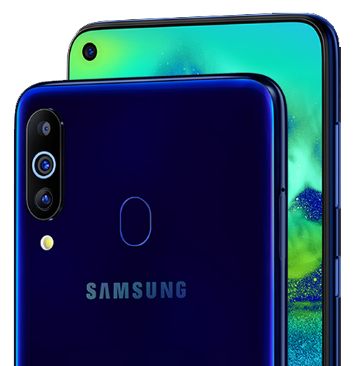 samsung galaxy m40 camera