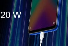 vivo 120W supercharge tech