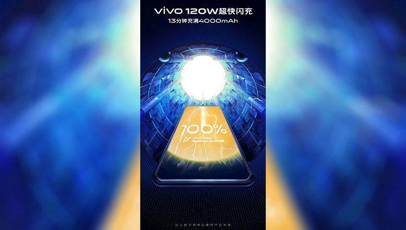 vivo super flash charge 120w