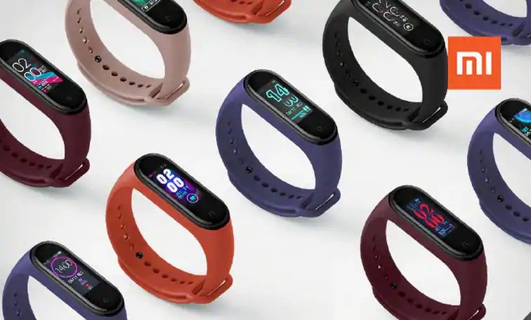 xiaomi mi band 4 colors