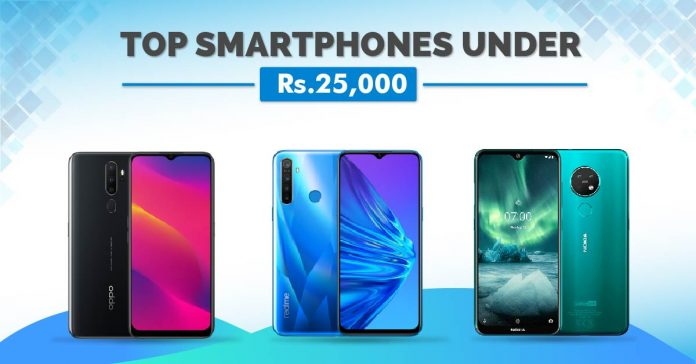 Best phones below 25000 nepal
