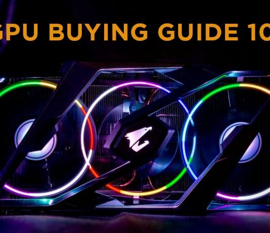 GPU buying guide