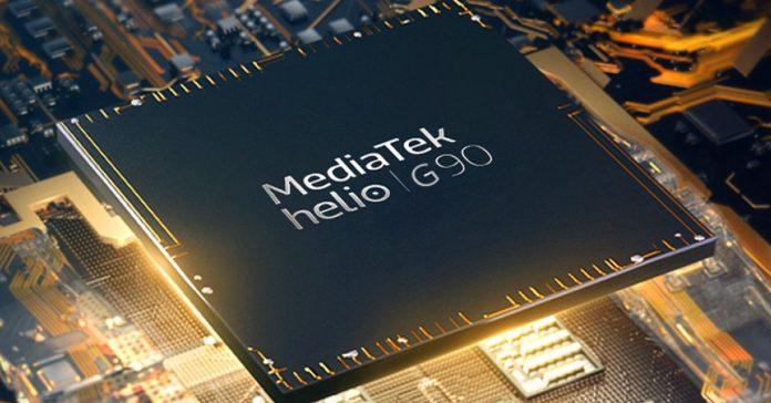 mediatek helio g90 chipset teased