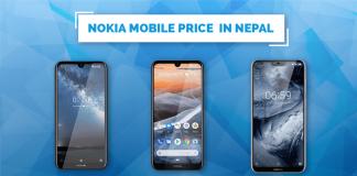 Nokia mobiles price nepal