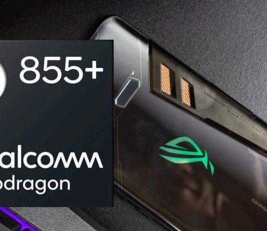 qualcomm snapdragon 855 plus mobile platform asus rog phone ii